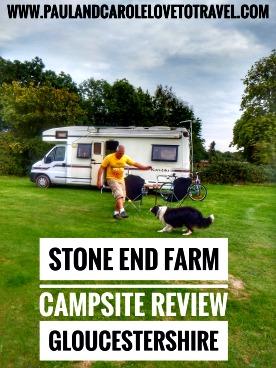 Stone End Farm Camping
