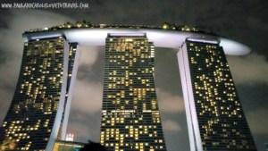 Marina Bay Sands Hotel review paul and carole