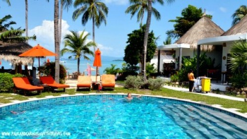 Secret Garden Beach Resort Thailand hotel reviews