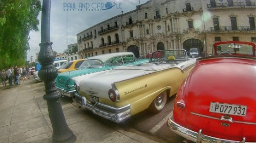 classic cars Havana Guide Cuba Paul and Carole Hooters and Habaneros #cuba #havana #guide #information #review #tips #travel #travelling #Caribbean #island #destination #classic #cars #advice #stay #blog #post #bloggers