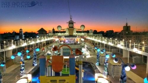 MSC Opera Cruise Ship docked in Havana Cuba paul and carole 2017 the year we went to Mars