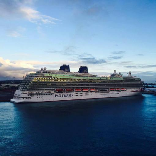 Paul Carole Love Travel P&O cruises guest post cruise blogger britannia in barbados