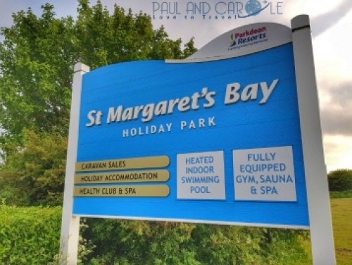 St Margaret's Holiday Park room video review paul and carole love to travel