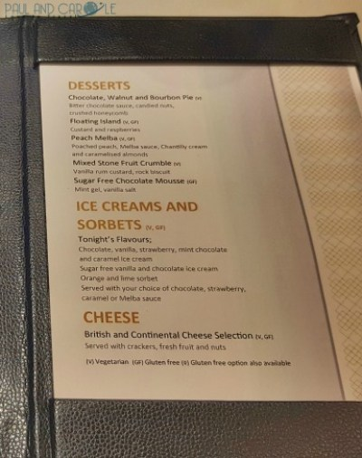 Marella Discovery Cruise Ship Food and Restaurant Review #marella #dicovery #cruise #menu #ship #food #dining #restaurant #review #47 #speciality #buffet #islands #snack #shak #italian #glasshouse #travel #cruising