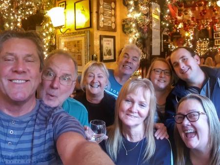 CMV Marco Polo Cruise ship Dublin Temple Bar #CMV #cruising #maritime #voyages #marcopolo #marco #polo #cruise #reviews #Temple #bar #party #Dublin #Ireland #lounge