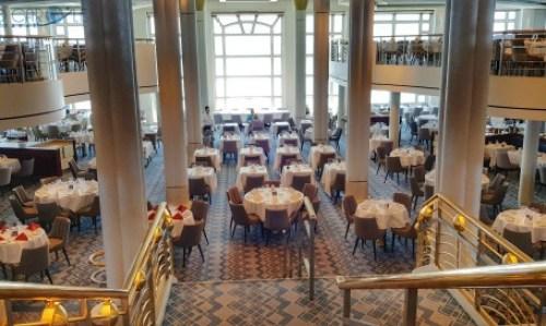 Latitudes 53 restaurant Marella Explorer  2Cruise Ship Review    #latitudes #restaurant #cruise #ChooseCruise #cruising #marella #MarellaExplorer2 #TUI