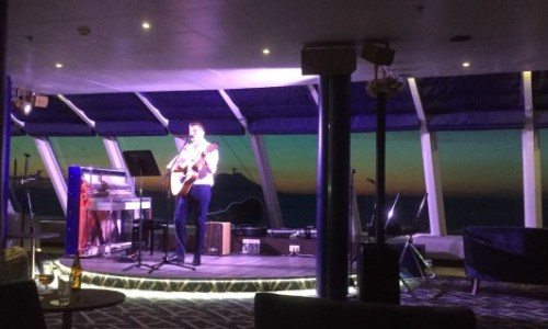 Indigo live music lounge on the Marella Explorer 2 Cruise Ship Review  #cruise #ChooseCruise #cruising #marella #MarellaExplorer2 #TUI