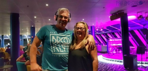 silent disco indigo Marella Explorer Cruise Ship Review   #silent #disco #cruise #ChooseCruise #cruising #marella #MarellaExplorer2 #TUI