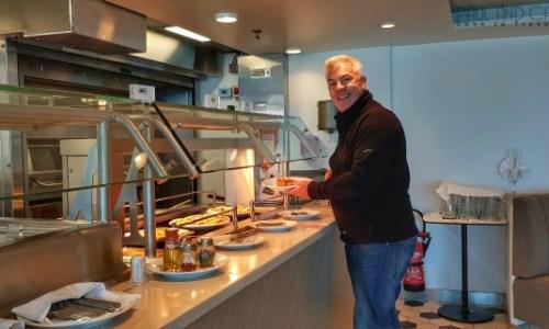 Pizza at Nonnas pasta restaurant Marella Explorer Cruise Ship Review    #cruise #ChooseCruise #cruising #marella #MarellaExplorer2 #TUI #explorer #review