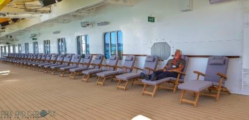 Promenade deck Saga new cruise ship spirit of discovery #saga #cruises #spirit #discovery #promenade