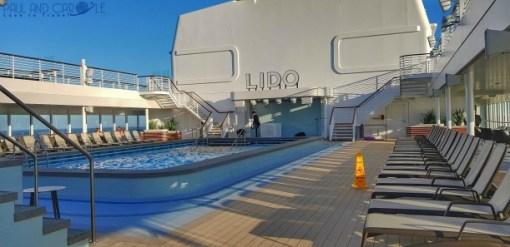 Lido swimming pool  Saga new cruise ship spirit of discovery cruise ship review #saga #cruises #spirit #discovery #SpiritOfDiscovery