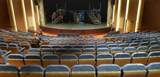Playhouse theatre seating Saga new cruise ship spirit of discovery #saga #cruises #spirit #discovery