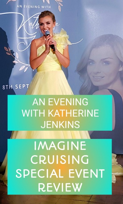 Want to combine a concert in a castle in Rome with Katherine Jenkins and a cruise? Well let us introduce you to Imagine Cruising!  #imaginewow #kjrome #imaginecruising #katherinejenkins #ChooseCruise #cruise #cruising