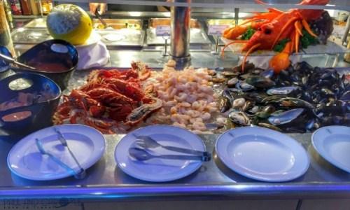 seafood buffet.#fredolsen #fredolsencruiseline #braemar #cruiseship #choosecruise #cruising #cruise #paulandcarole