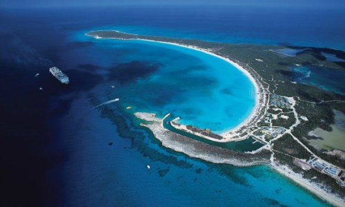Half Moon Cay Holland America cruise private islands  #Halfmooncay #hollandamerica #privateislands #cruise #cruising #paulandcarole