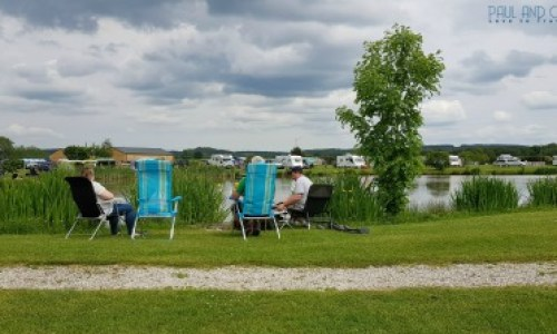 Relaxing by the lake #family time #countrside #paulandcarole2019review #paulandcarole #travel #travelbloggers #travelvloggers