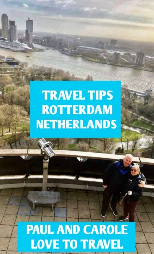 We recently visited Rotterdam and was immediately struck on what a great city this is. We had two fantastic days and really can't wait until we can return.  #rotterdam #paulandcarole #traveltips #euromast #markthal #cubushouses