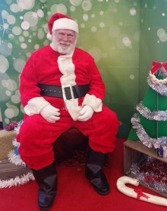 David Schultz as Santa 2015 Photo by Paula Nixon