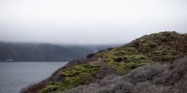 Fog Behind the Hill