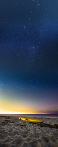Kayak-Night-Landscape-Photography-Milky-Way