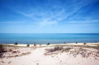 Lake Michigan Recreation Area Beach Photography 2