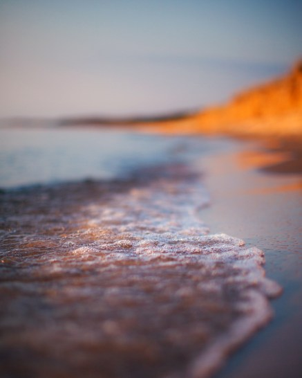 Lake Michigan Shore Sunset Photography 2