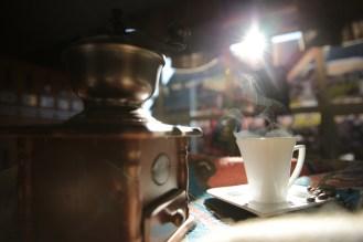 Der Geruch von frisch gebrühtem Kaffee ist unschlagbar
