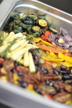 geschmortes Gemüse