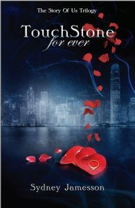 Photo-Book Cover-TouchStone for ever