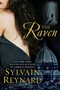 Photo of the cover of The Raven, a paranormal romance novel by Sylvain Reynard