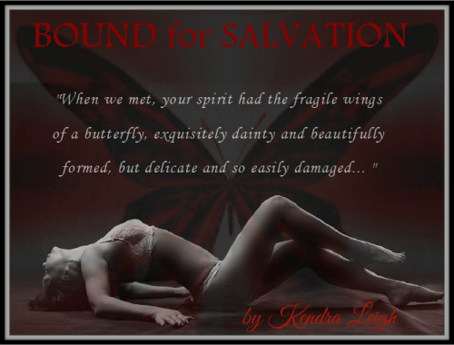 Photo Teaser from Bound For Salvation by Kendra Leigh