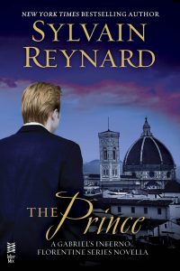 Book cover: The Prince, by Sylvain Reynard
