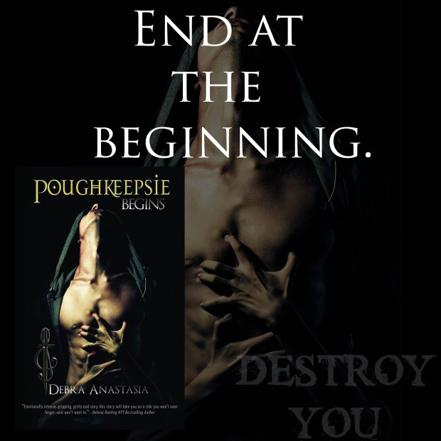 End at the beginning Teaser Photo for Poughkeepsie Begins, by Debra Anastasia