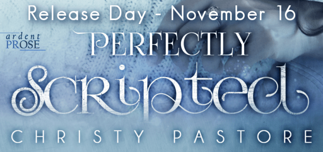 Photo banner ad for Perfectly Scripted by Christy Pastore
