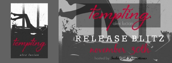 Promotional Banner for Tempting, by Alex Lucian