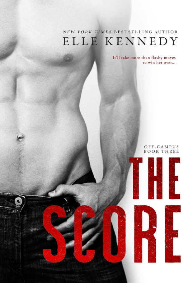 Cover Photo - The Score, by Elle Kennedy