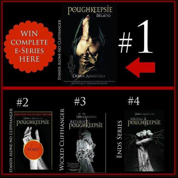 Poughkeepsie Begins - Giveaway Photo
