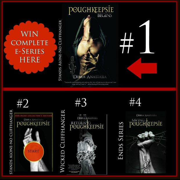 Poughkeepsie Begins - Giveaway Photo