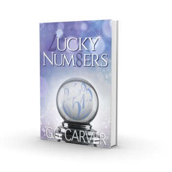 Photo of the cover of Lucky Numbers by author G G Carver