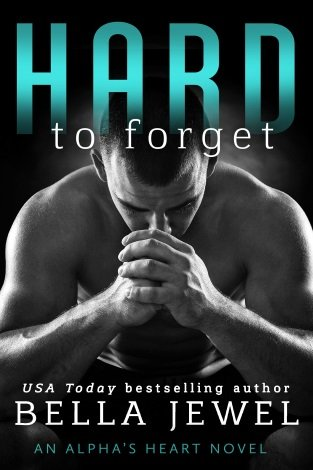 Photo of the cover of Hard To Forget, by Bella Jewel