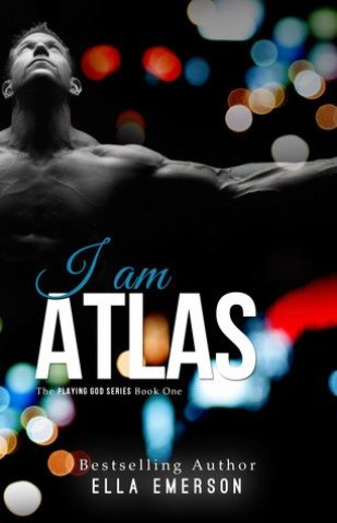 Photo of the cover of I Am Atlas, by Ella Emerson