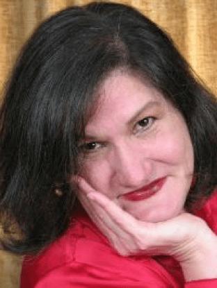 Photo of author Nina Mason, the Knights of the Tarot Series