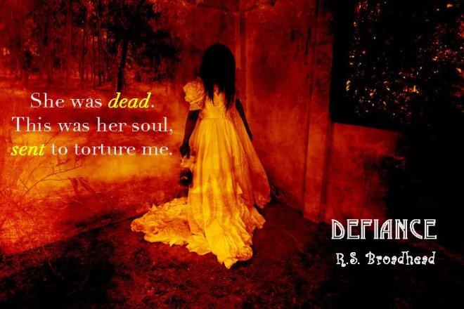 Teaser from Defiance, Book 1 of the Reaper Series by R S Broadhead