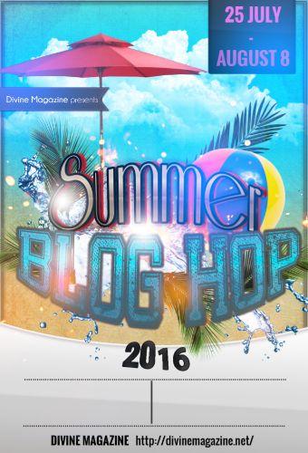 Divine Promotions Summer Blog Hop 2016