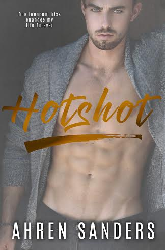 Book Cover, Hotshot, by Ahren Sanders