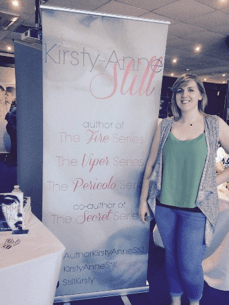 Photo of author Kirsty-Anne Still