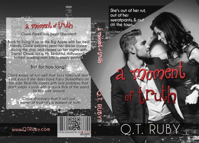 Full Cover, A Moment of Truth, by Q. T. Ruby