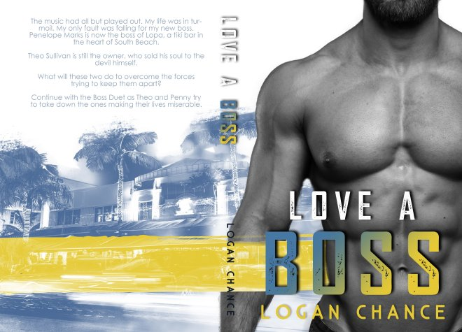 Full Cover, Love A Boss, by Logan Chance