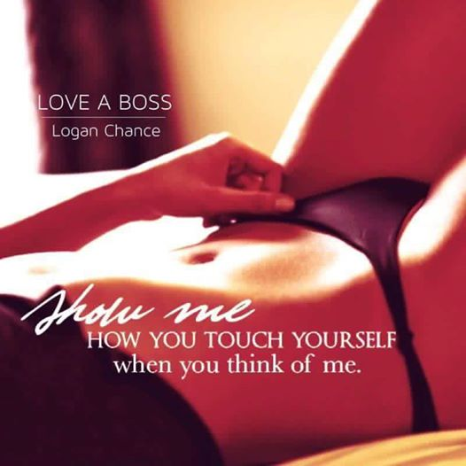 Teaser Photo and Quote from the upcoming novella, Love A Boss, by Logan Chance