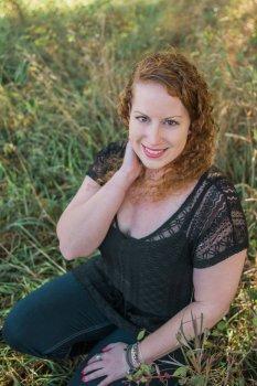Author Photo, Steph Nuss